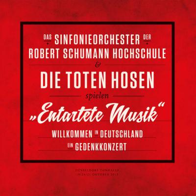 Die Toten Hosen - Entartete Musik