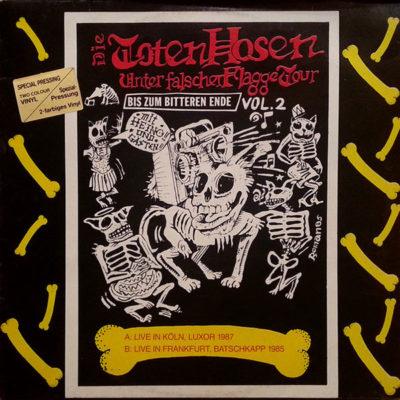 Die Toten Hosen - Unter Falscher Flagge Tour - Bis zum Bitteren Ende - Vol. 2