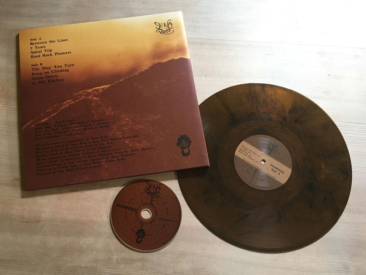 Siena Root - Pioneers - Inhalt
