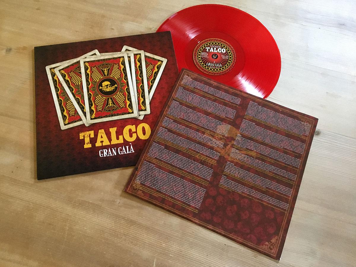 Talco - Gran Galà - Inhalt
