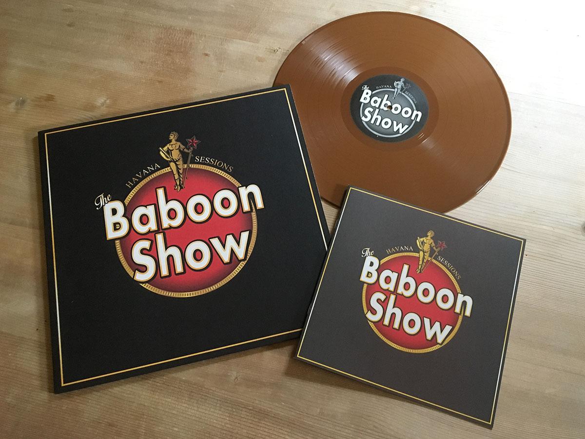 The Baboon Show - The Havanna Sessions - Inhalt