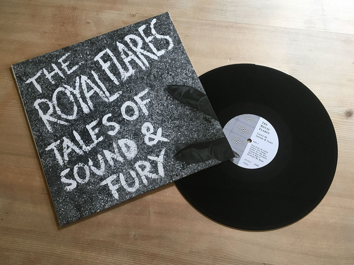 The Royal Flares - Tales Of Sound And Fury - Inhalt 1