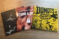 Neue Schallplatten von Poppy Ackroyd, Feine Sahne Fischfilet und den Donots