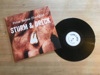 Feine Sahne Fischfilet - Sturm & Dreck - mit LP