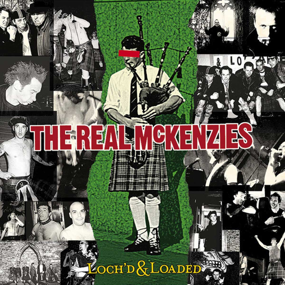 The Real McKenzies ‎– Loch'd & Loaded