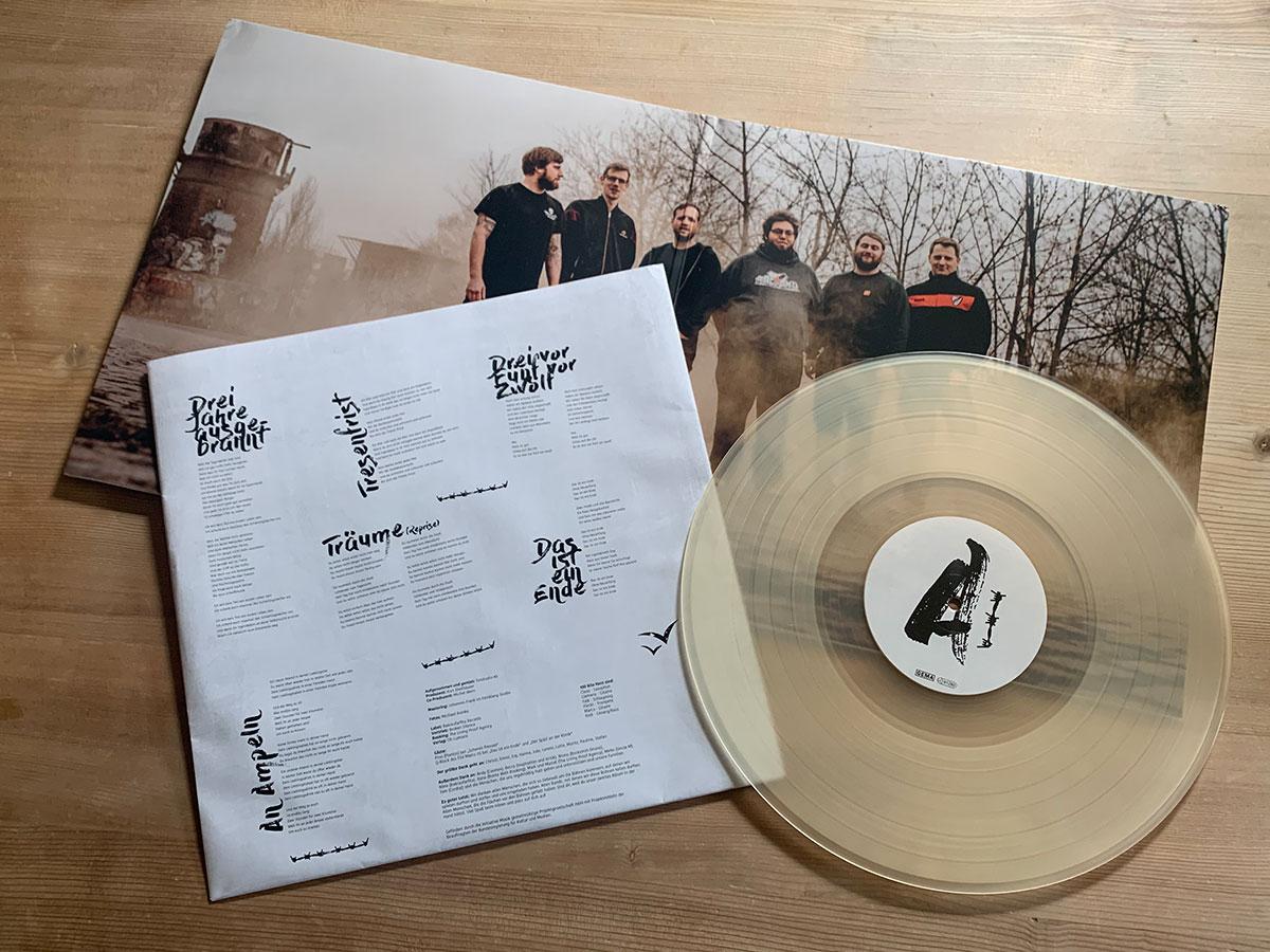 100 Kilo Herz - Stadt Land Flucht - Innen mit LP