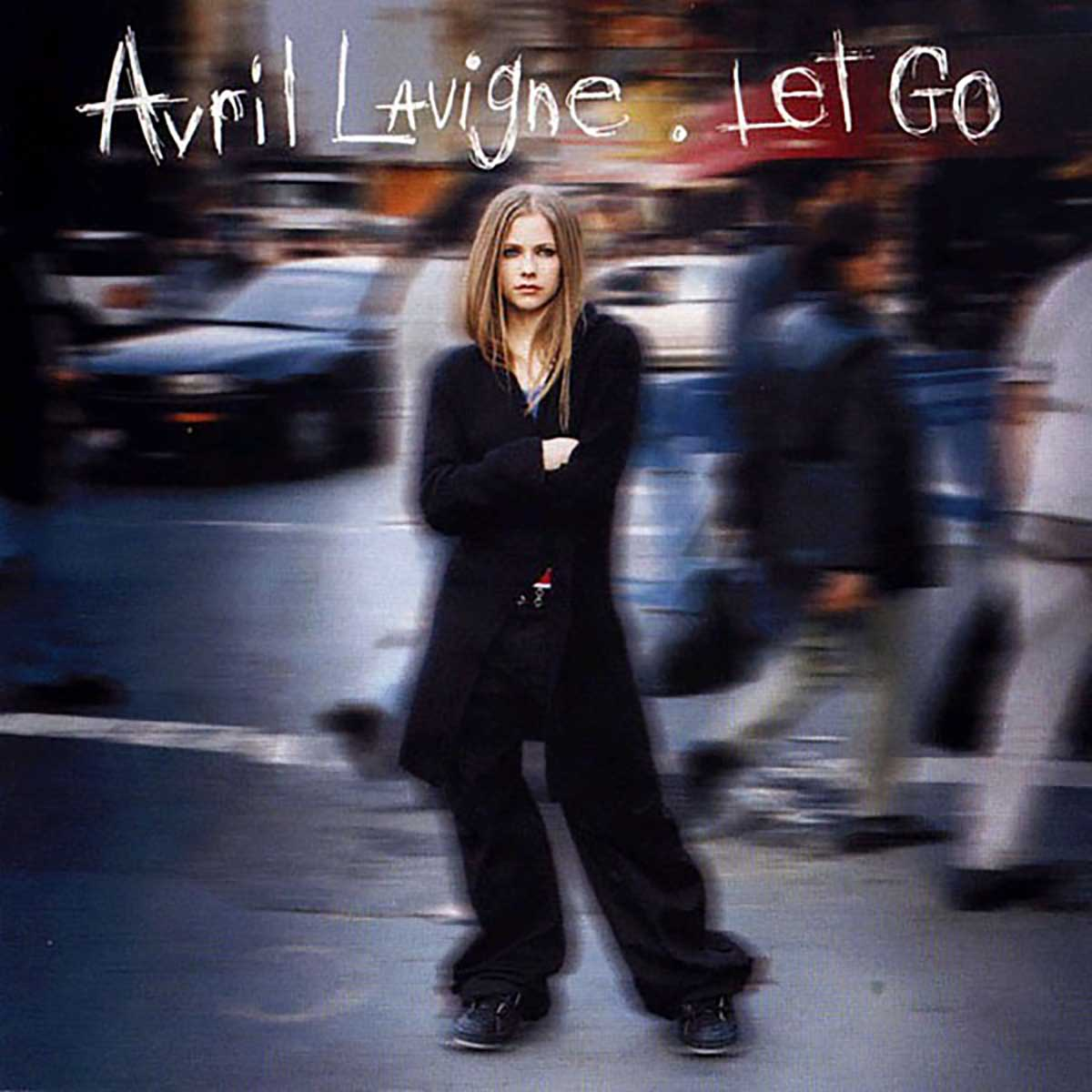 Avril Lavigne - Let Go