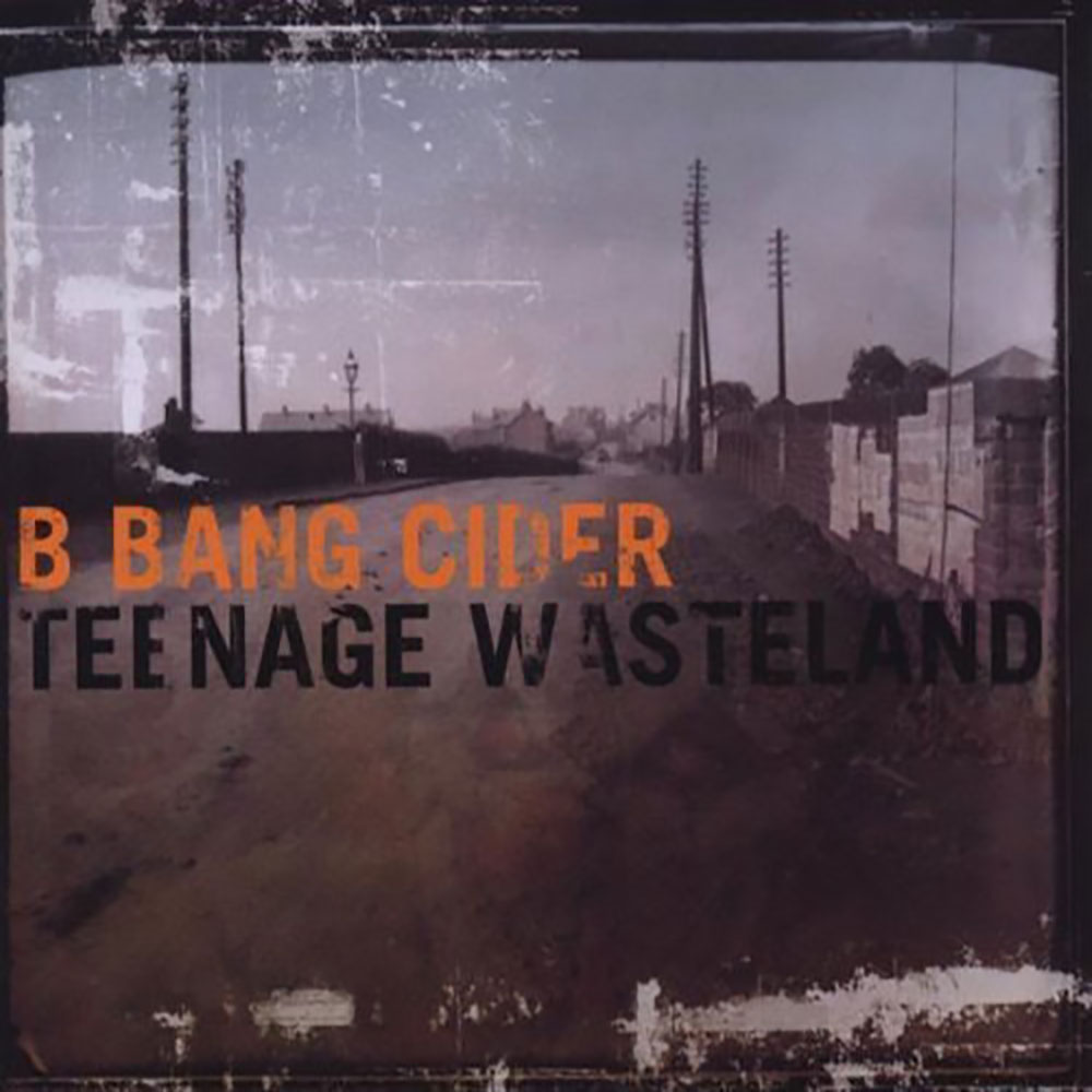 B Bang Cider - Teenage Wasteland