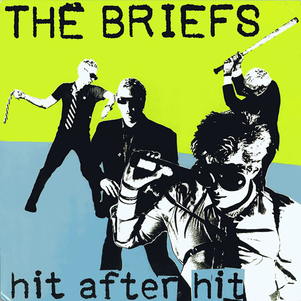 The Briefs - Hit After Hit