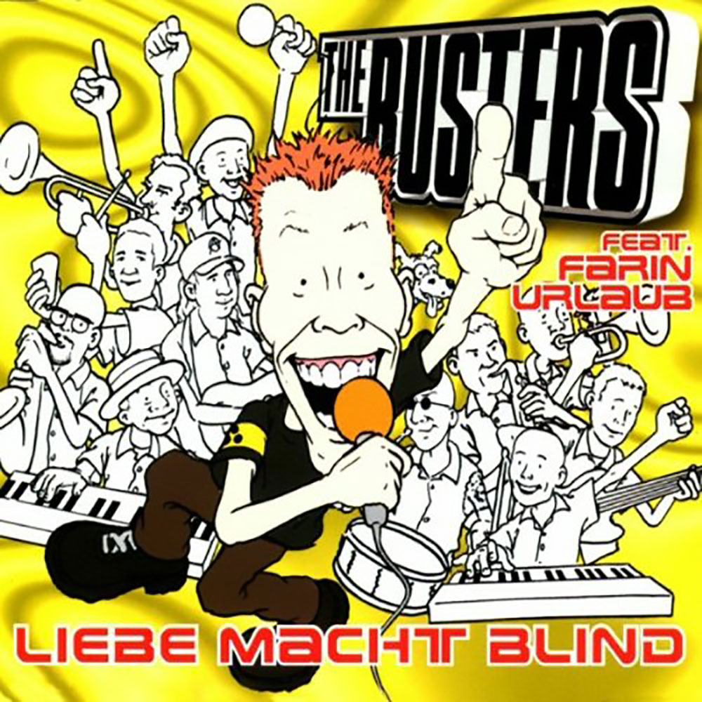 The Buster - Liebe macht blind
