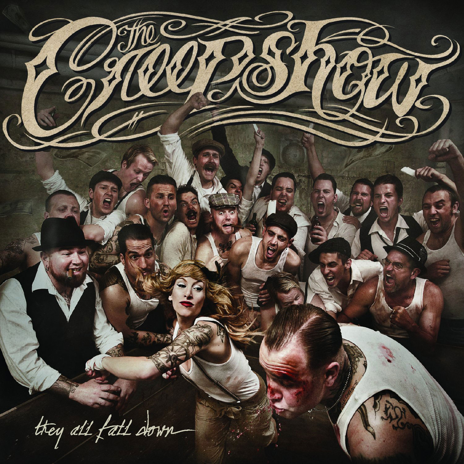 The Creepshow - They All Fall Down