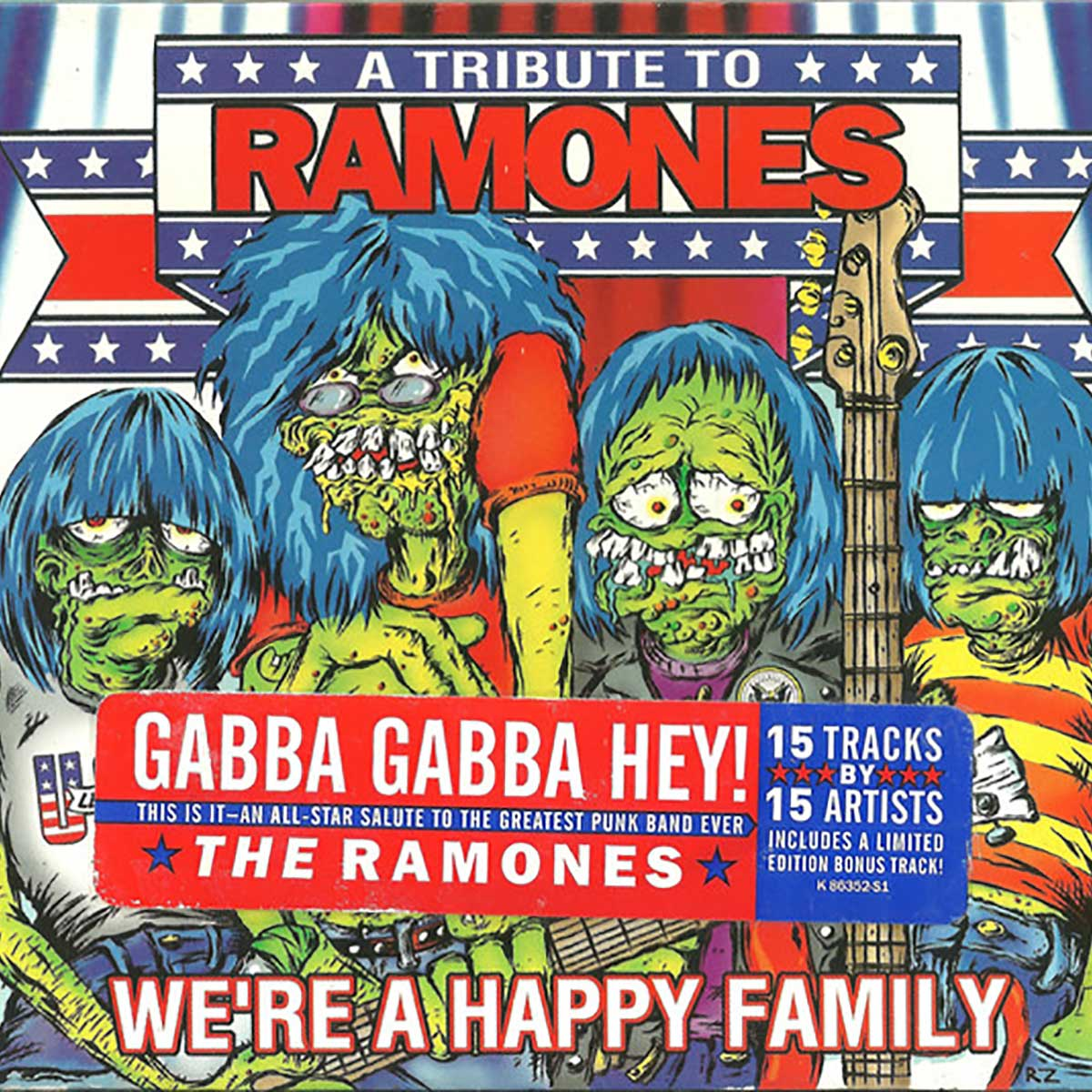 Ramones - A Tribute To