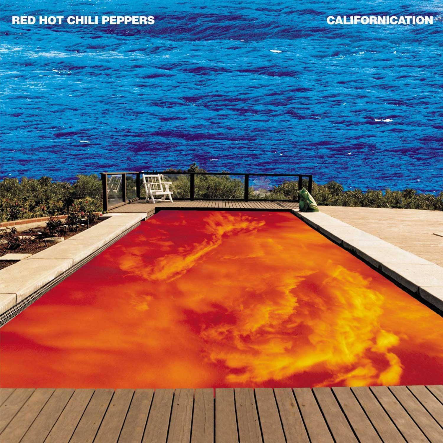 Red Hot Chili Peppers - Californiacation