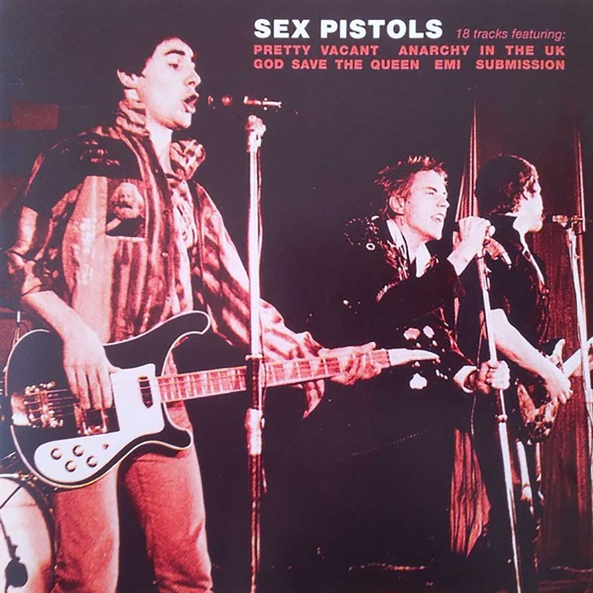 Sex Pistols - Archive Series